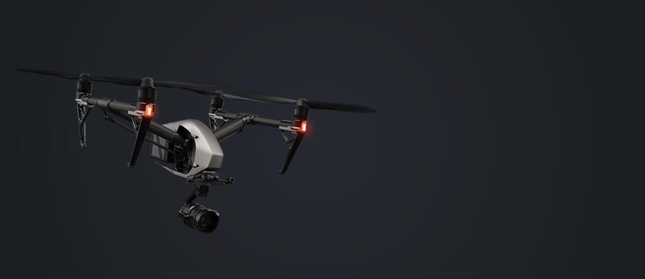 Drones Inspire 2 -3