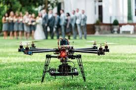 drones dji para bodas