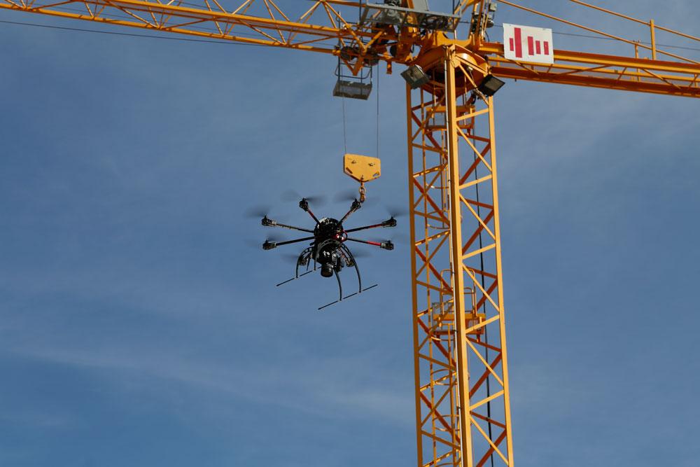 venta de drones para construccion